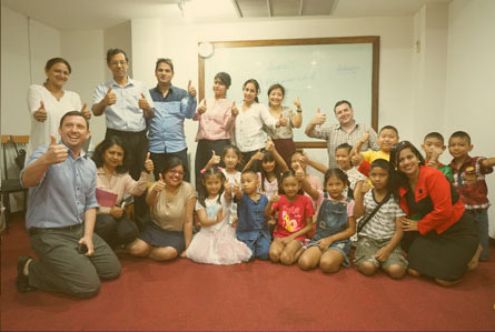 Inclass TEFL Course in Chiang Mai